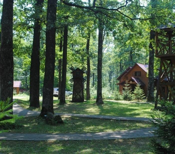 Розташування табору Фрістайл